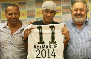 Neymar nie odnawia kontraktu, Santos planuje sprzedaż