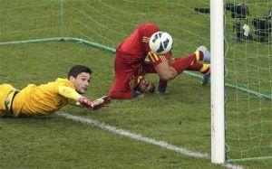 Pedro strzelił… ale skończył mecz z urazem