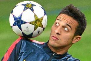 Mazinho: Thiago mógłby grać w każdym zespole na świecie