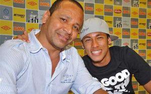 Neymar Sen.: Moj syn chce grać dla Barçy