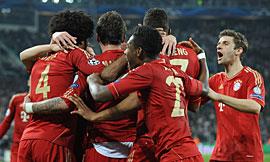 Wypowiedzi zawodników Bayernu