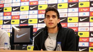 Marc Bartra: Jeśli dostanę szansę w Monachium, to nie zawiodę