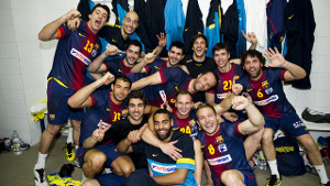 Ademar León – Barça Intersport: Dwudziesty tytuł mistrzowski (25:30)
