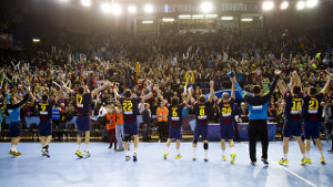 FCB Intersport – Atlètico Madryt: Epicka remontada i awans do Final Four! (32-24)