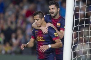 Juventus jedzie do Barcelony negocjować w sprawie transferu Alexisa i Villi