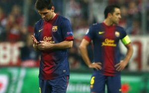 Barcelona rozbita w Monachium