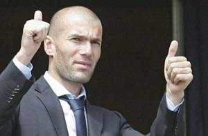 Zidane: Chciałbym zobaczyć, jak PSG eliminuje Barçę