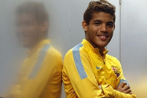 Jonathan dos Santos: Chcę grać więcej