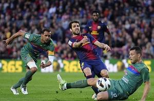 Cesc: Dla nas La Liga jest najważniejszym tytułem