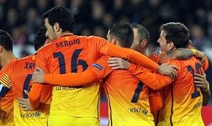 Barça zagra tylko dwa mecze w Azji