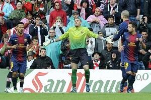 Valdés wyjaśnia sprawę z opaską