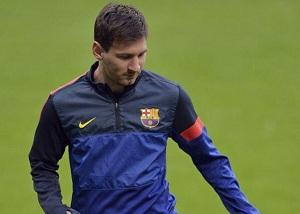 Messi: Teraz czas na remontadę!