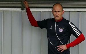 Robben: 4-0? Barça jest do tego zdolna