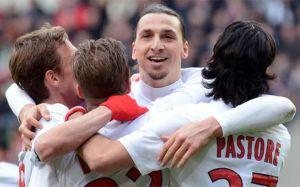 PSG wygrywa w meczu ligowym