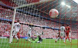 Bayern wygrywa w rezerwowym składzie