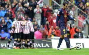 Barça bardzo hojna… dla rywali