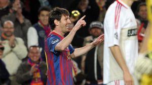 12 goli Messiego przeciwko niemieckim drużynom