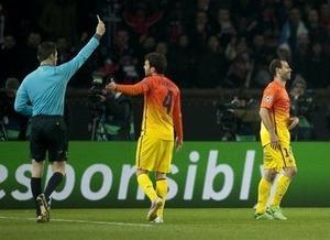 Barça złoży skargę do UEFA