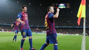 Bramkostrzelne ćwierćfinały na Camp Nou