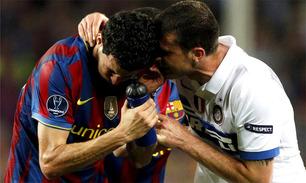 """""""Zbrodniarz"""" Motta wraca na Camp Nou"""