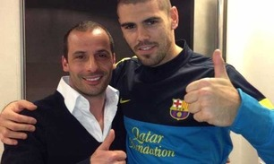 Víctor Valdés stanął na wysokości zadania