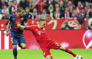 Kluczowe pojedynki w starciu z Bayernem
