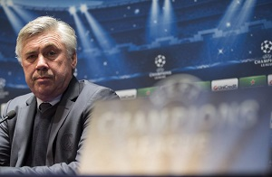 Ancelotti: Drugi gol Barçy był prezentem od sędziego