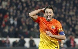 Xavi: Wracamy z mieszanymi uczuciami po golu straconym w ostatnich sekundach