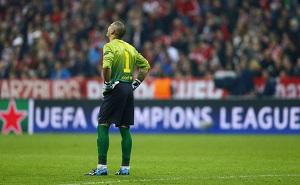 Valdés: To był wielki Bayern