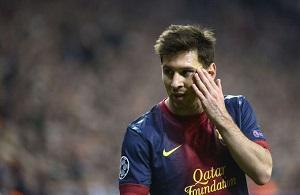 Leo Messi: Byłem gotowy do gry