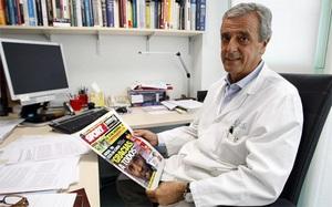 Lekarz Abidala: To, w jaki sposób żyje teraz Abidal to cud