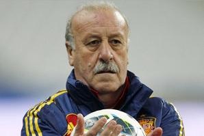 Del Bosque: Istnieje napięcie między Barçą i Realem
