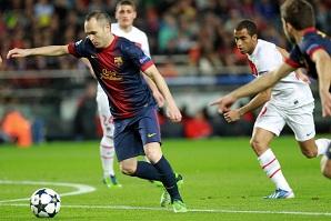 Barcelona-PSG: Jeden na jednego