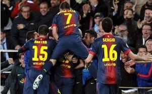 Scenariusze zdobycia La Liga