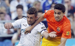 Milla: Bartra, to jego moment