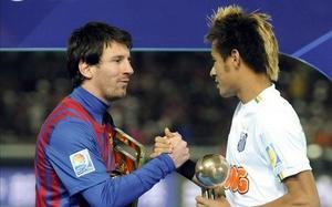 Assunçao: Neymar i Messi razem osiągneliby więcej