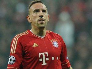 Ribéry: Nie boimy się Barçy