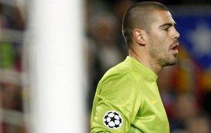 Remontada w rękach Valdésa