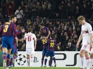 Seria zwycięstw na Camp Nou
