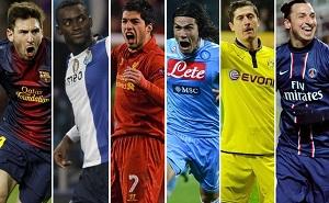 Messi dwa razy lepszy od innych