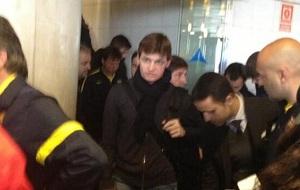 Barça z Tito w drodze do Paryża