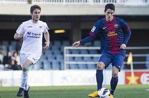 Sevilla chce Luisa Alberto w pierwszej drużynie