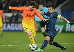 Messi z kolejnymi rekordami