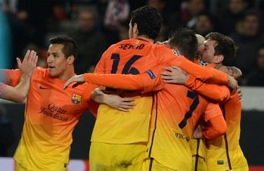 Remis na życzenie: PSG 2-2 FC Barcelona