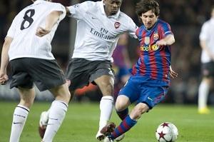 Barça awansowała 7 na 8 razy po 2-2