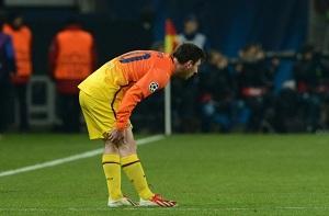 Messi zagra z PSG tylko w ostateczności