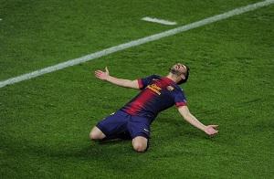 Barça potrafi zdobywać gole bez Messiego