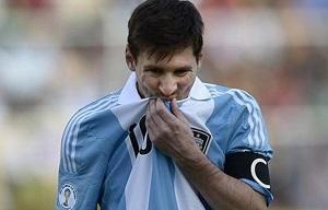 Córka Sabelli: Messi nie ma charakteru