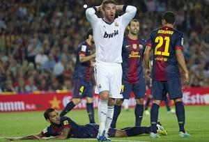 Barça rozważy transfer Sergio Ramosa
