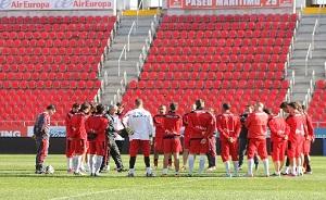 Kadra RCD Mallorki na mecz z FC Barceloną
